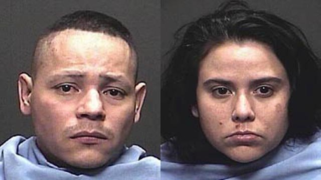 Fernando, left, and Sophia Richter. (Source: Tucson Police Department)