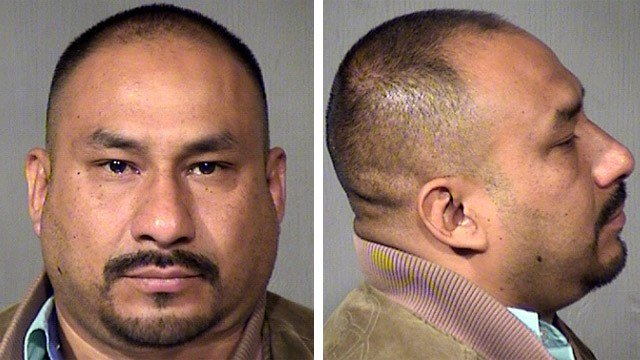Pedro Pineda-Manriquez, 36. (Source: Maricopa County Sheriff's Office)