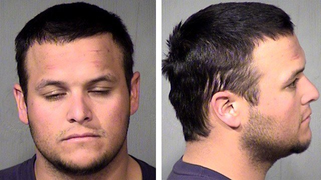 Jason Valenzuela was booked into jail on seven counts of animal cruelty. (Source: Maricopa County Sheriff's Office)
