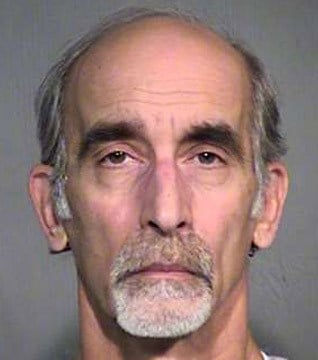 James Giannopoulos was placed on administrative leave after he was reported having inappropriate contact with a student. (Source: Maricopa County Sheriff's Office)