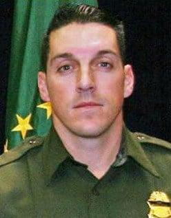 Border Patrol agent Brian Terry was killed in a 2010 shootout near the Arizona-Mexico border. (Source: U.S. Border Patrol)