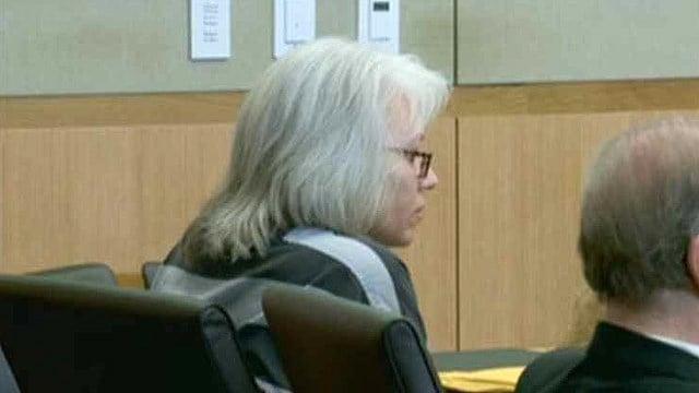 Debra Milke in court in December 2013. (Source: CBS 5 News)