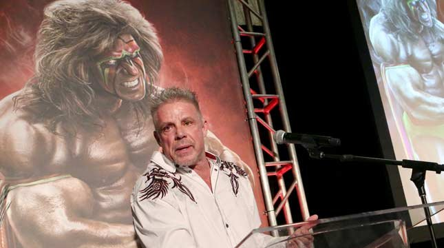 The Ultimate Warrior. (Source: WWE)