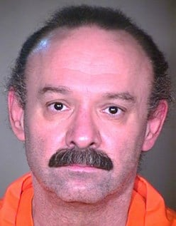 Joseph Rudolph Wood III killed Debra and Eugene Dietz, his estranged girlfriend and her father, in Pima County in 1989. (Source: Arizona Department of Corrections)