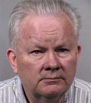 Dean Richmond Babbitt IV, of Glendale, was charged with one count of premeditated first-degree murder in connection with the death of Bob Krahn. (Source: Maricopa  County Sheriff's Office)