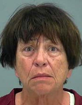 Kathleen Fleetwood, of San Tan Valley, is accused of driving under the influence and aggravated assault after she allegedly struck a construction zone worker with her vehicle. (Source: Pinal County Sheriff's Office)