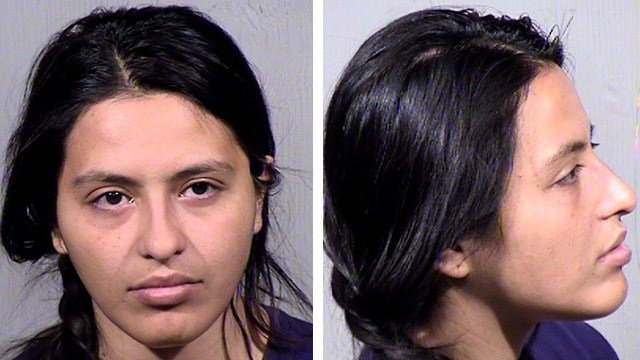 Lourdes Fraustro, 22. (Source: Maricopa County Sheriff's Office)
