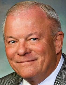 State Sen. Al Melvin, R-Tucson, withdrew from the 2014 Arizona gubernatorial race on Monday. (Source: Arizona Senate)
