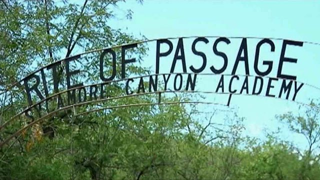 About 60 illegal immigrant teenagers and children will be moved to Sycamore Canyon Academy, a facility for troubled youth in Oracle, today. (Source: CBS 5 News)