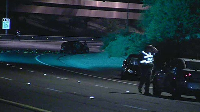 Mesa pd driver arrested in loop 202 wrong way crash kctv5 for Red mountain motors mesa az