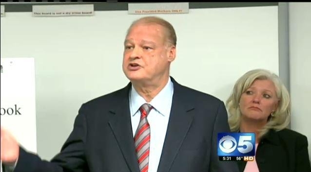 Arizona Attorney General Tom Horne (Source: KPHO-TV)