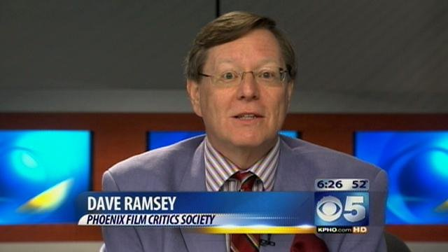 (Source: CBS 5 News) The Phoenix Film Critics Society's annual list of award winners was announced by CBS 5 film critic Dave Ramsey on Tuesday.