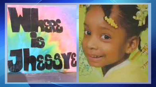 © Five-year-old Jhessye Shockley was reported missing in October 2011.