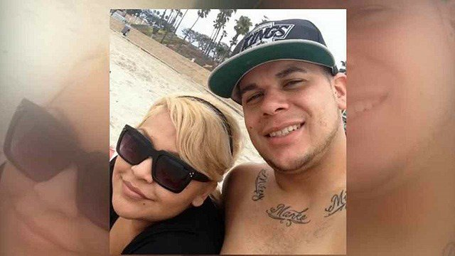 Cisneros said he got the initiative to help others while on a California beach two years ago. (Source: Cisneros family photo)