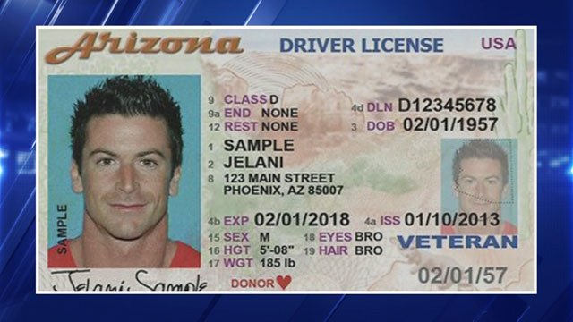Az Driver S License Will Not Get You Through Airport