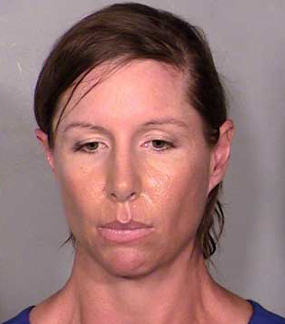 Alison Ernst (Source: Las Vegas Metropolitan Police Department)