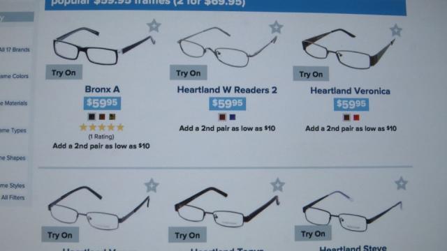 make sure any eyeglass deal includes lenses kmov