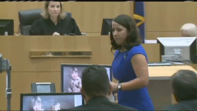 Travis Alexander's family addresses judge at sentencing - CBS 5 ...