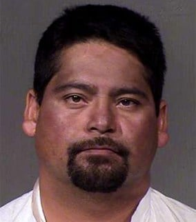 Jose Gonzalez Esparza (Source: Maricopa County Sheriff's Office)