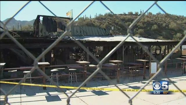 Buffalo Chip Saloon owner vows to rebuild