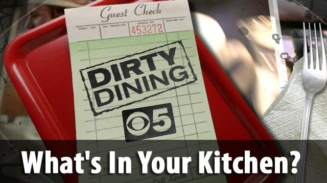 Dirty Dining Mar 10 Two Valley Restaurants Hit With 6