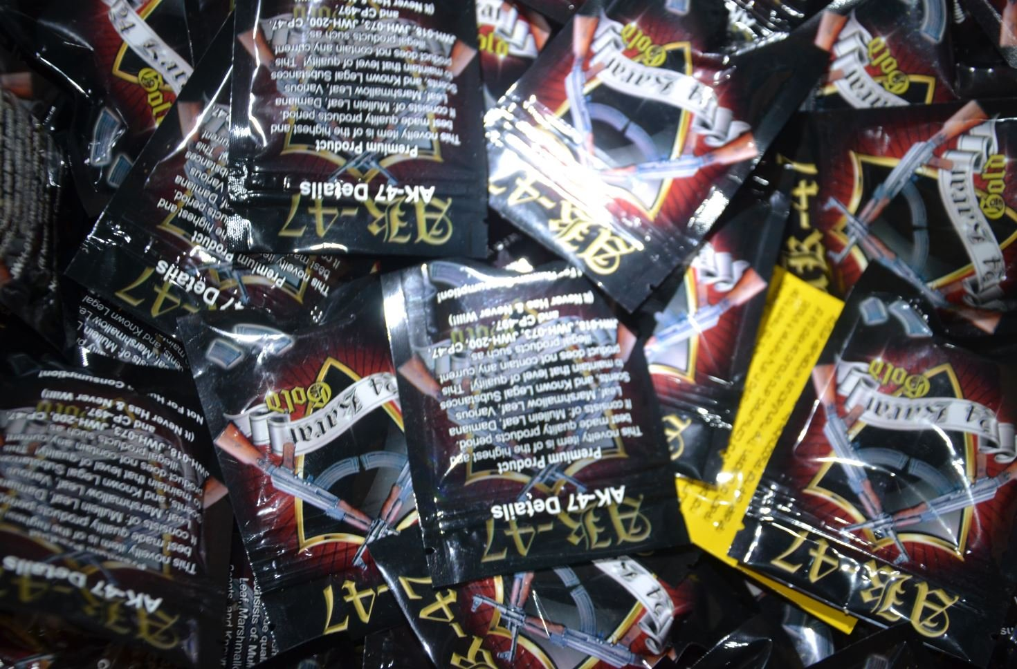 "Synthetic marijuana, known as ""Spice"" or ""K2,"" is illegal but some are using to get high. (Source: 3TV/CBS 5)"